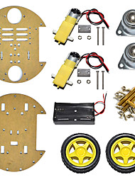 Недорогие -шасси для нового автомобиля / дискового типа / двухколесное
