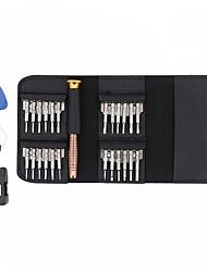 Недорогие -oem портативный мульти дизайн 25 в 1 набор инструментов кошелек для ремонта Apple, Samsung для ремонта компьютеров