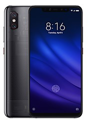 "abordables -Xiaomi MI8 pro Global Version 6.21 pouce "" Smartphone 4G ( 8GB + 128GB 12 + 12 mp Muflier 845 3000 mAh mAh )"
