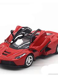 Недорогие -MZ Игрушечные машинки Модель авто Гоночная машинка Автомобиль Музыка и свет Универсальные Мальчики Девочки Игрушки Подарок
