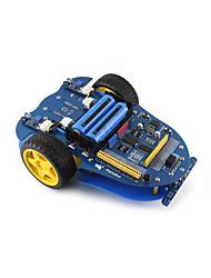 Недорогие -платформа для разработки мобильных роботов, совместимая с Raspberry Pi / Arduino