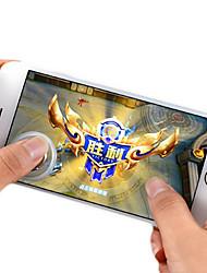 Недорогие -Q8 Беспроводное Игровые контроллеры / Контрольная рукоятка / Игровой триггер Назначение Android / iOS ,  Портативные / Творчество / Новый дизайн