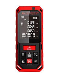 baratos -MILESEEY S7/S2 100M Medidor de distância a laser Multi funções / Vários modos de carregamento / Alta Qualidade para instalação de móveis / para medição de engenharia / para construção civil