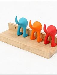 Недорогие -Полка для ванной Cool / Креатив Современный Бамбук 1шт На стену