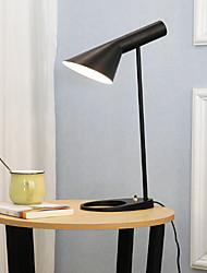 Недорогие -Современный Декоративная Настольная лампа Назначение Спальня / Кабинет / Офис Металл 220 Вольт