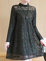 Недорогие -женщины выходят свободно одевают оболочку выше шеи экипажа