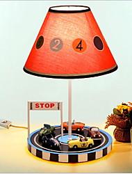 Недорогие -Художественный Декоративная Настольная лампа Назначение Детская Металл 220 Вольт