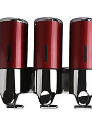 Недорогие -Дозатор для мыла Новый дизайн / Cool Modern Резина 1шт На стену