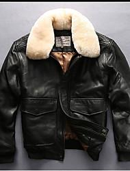 Недорогие -AVIREXFLY 1233 Одежда для мотоциклов Жакет для Муж. 100% шерсть / Овчина Зима Водонепроницаемый / Износостойкий / Защита