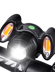 baratos -Luz Frontal para Bicicleta LED Luzes de Bicicleta Ciclismo Impermeável, Fácil de Transportar, Libertação Rápida Bateria Recarregável 1000 lm Bateria Recarregável Ciclismo - YBKCP