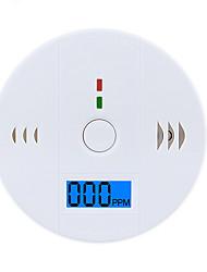 Недорогие -co999 детекторы дыма и газа в помещении co датчик газа звуковая сигнализация датчики безопасности жк-экран