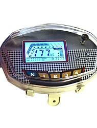 baratos -C-103 Motocicleta Velocímetro para Suzuki Todos os Anos Calibre taquímetro