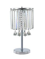 baratos -Contemporâneo Moderno Decorativa Luminária de Mesa Para Quarto Cristal 220V