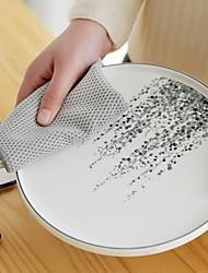 halpa -Keittiö Siivoustarvikkeet Kuitu Puhdistusharjat ja -kankaat Tiukka istuvuus / Yksinkertainen 1kpl