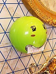 Недорогие -пластик Круглый Милый стиль Главная организация, 1шт Коробки для хранения