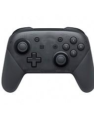 Недорогие -switch pro Беспроводное Игровые контроллеры Назначение Nintendo DS ,  Портативные / Творчество / Новый дизайн Игровые контроллеры ПВХ 1 pcs Ед. изм