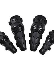halpa -Moottoripyörän suojavaatetus varten Kyynärpääsuojat / Polvisuoja Men's PE / EVA Resin Kokoontaitettava / Suoja / Kulumaton