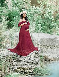 Недорогие -Жен. Элегантный стиль Оболочка Платье Макси