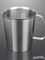 cheap -Stainless Steel Measuring Tool Measure Creative Kitchen Gadget Kitchen Utensils Tools Kitchen 1pc