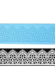 Недорогие -мгновенные кружевные формы для помады инструменты сахара формы силиконовые торты украшения