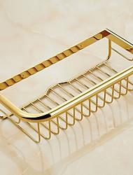 Недорогие -Полка для ванной Новый дизайн / Cool Modern Металл 1шт На стену