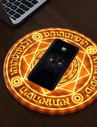 Недорогие -Волшебный массив Волшебный круг зарядное устройство для беспроводного телефона 5v / 2a для iphone xs max / xr / xs / x / 8/8 plus, пиксель 3 / 3xl, Samsung Galaxy Note 9 / s9 / s9 plus и более