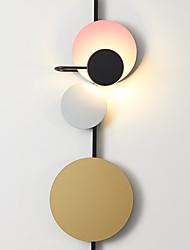 baratos -JLYLITE Fofo / Criativo Contemporâneo Moderno Sala de Estar / Quarto de Estudo / Escritório Metal Luz de parede 110-120V / 220-240V