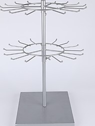Недорогие -Металл Круглый Новый дизайн / Милый Главная организация, 1шт Органайзеры для украшений