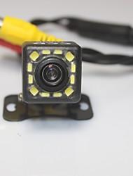 Недорогие -помощь при парковке камера заднего вида система сзади автомобиля 1080p 12 водить HD ПЗС заднего вида обратная универсальная резервная