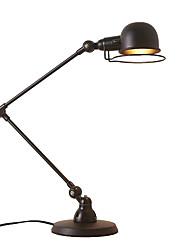 Недорогие -современная современная настольная лампа мини-стиля с гальваническим переключателем