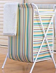 levne -Netkané textilie Obdélníkový Nový design Domov Organizace, 1ks Skladovací koše