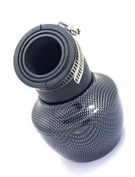 Недорогие -Один шт 4 размер мотоцикла gy6 мопедов воздушный фильтр регулируемый размер 28 мм 35 мм 42 мм 48 мм