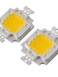 billiga -youoklight® diy 10w 820-900lm 900ma varm vit ljus / cool vit ljus integrerad ledningsmodul (dc 9-12v)