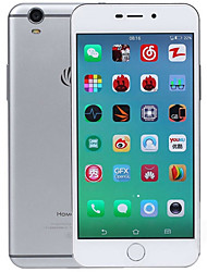 "abordables -Homecare AICALL V8 5.5 pouce "" Smartphone 4G ( 4GB + 128GB 16 mp Qualcomm Snapdragon 652 3400 mAh mAh )"