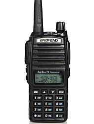 abordables -BAOFENG -82 Portable Alarme d'urgence / Avertissement Batterie Faible / Fonction de Conservation d'Energie 3 - 5 km 3 - 5 km 128 2800 mAh 5 W Talkie walkie Radio bidirectionnelle