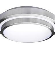 Недорогие -JIAWEN Монтаж заподлицо Потолочный светильник Пластик Защите для глаз, Управление WIFI AC110-240V Теплый белый / Холодный белый Светодиодный источник света в комплекте / Интегрированный светодиод
