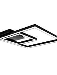 Недорогие -Линейные Монтаж заподлицо Рассеянное освещение Окрашенные отделки Металл Акрил Диммируемая, LED 90-240 Вольт Теплый белый / Белый Светодиодный источник света в комплекте / Интегрированный светодиод