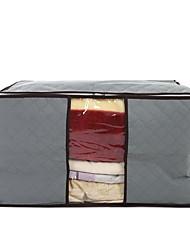 baratos -Não-Tecelado Retângular Carregando Casa Organização, 1pç Caixas de Armazenamento / Sacos de Armazenamento / Unidades de Armazenamento