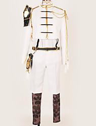 baratos -Inspirado por Touken Ranbu Fantasias Anime Fantasias de Cosplay Ternos de Cosplay Design Especial N / A / Blusa / Calças Para Homens / Mulheres