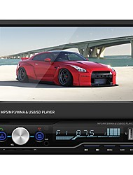 baratos -SWM T100G 7 polegada 2 Din outro OS Carro mp5 player / Carro mp4 player / Leitor de mp3 do carro Tela de toque / Micro USB / MP3 para Universal RCA / VGA / MicroUSB Apoio, suporte Mpeg / AVI / MPG