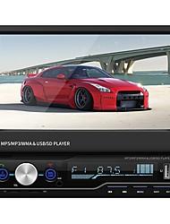 Недорогие -SWM T100G 7 дюймовый 2 Din Другие ОС Автомобильный MP5-плеер / Автомобильный MP4-плеер / Автомобильный MP3-плеер Сенсорный экран / Micro USB / MP3 для Универсальный RCA / VGA / MicroUSB Поддержка
