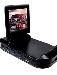 Недорогие -Vasens VS017 960p HD Автомобильный видеорегистратор 140° Широкий угол 1/4 дюйма CMOS OV7950 2.5 дюймовый LCD Капюшон с G-Sensor / Обноружение движения / Циклическая запись Нет Автомобильный рекордер