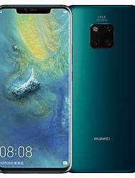 "Недорогие -Huawei Mate 20 Pro CN 6.39 дюймовый "" 4G смартфоны (6GB + 128Гб 8 mp / 20 mp / 40 mp 4200 mAh mAh)"