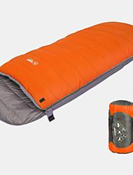 お買い得  -寝袋 アウトドア -10 °C 立方体 ホワイトダックダウン 防風 ライトウェイト 防雨 ために キャンプ / ハイキング / ケイビング 旅行 冬
