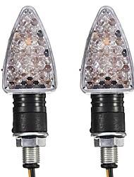 Недорогие -2pcs E11 Мотоцикл Лампы Светодиодная лампа Лампа поворотного сигнала Назначение Мотоциклы Все модели Все года