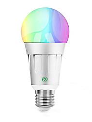 Недорогие -YWXLIGHT® 1шт 7 W 600-700 lm B22 / E26 / E27 Круглые LED лампы 20 Светодиодные бусины SMD 5730 Smart / Контроль APP / Диммируемая RGBW / RGBWW 85-265 V