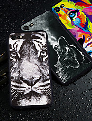 economico -Custodia Per Apple iPhone XR / iPhone XS Max Fantasia / disegno Per retro Animali / Cartoni animati / Leone Morbido TPU per iPhone XS / iPhone XR / iPhone XS Max