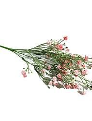 levne -Umělé květiny 1 Větev Klasické stylové Věčné květy Květina na stůl