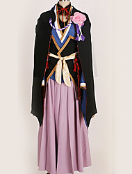 ieftine -Inspirat de Touken Ranbu Cosplay Anime Costume Cosplay Costume Cosplay Design Special Mai multe accesorii / Costume Pentru Bărbați / Pentru femei