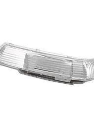 Недорогие -левое / правое зеркало заднего вида светодиодные указатели поворота сигнальная лампа янтарного цвета для vw touareg 2003-2007лева
